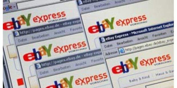 Deutsche wollten Diebsgut über EBay verkaufen