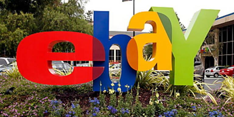 Ebay setzt sich ambitionierte Ziele