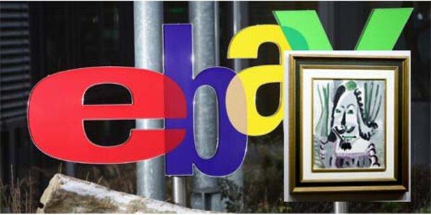 Gefälschte Picassos auf eBay versteigert