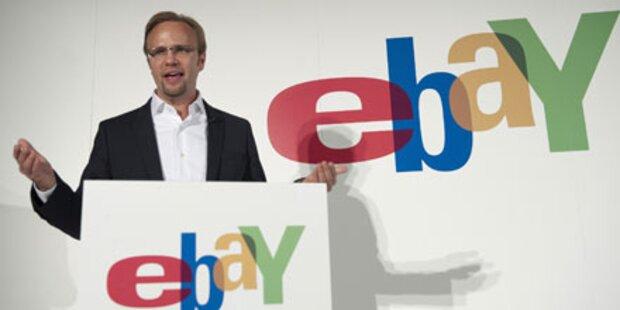 Ebay: Großer Andrang nach Weihnachten
