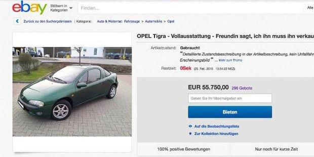 Irre ebay-Anzeige: So viel bekommt Firat