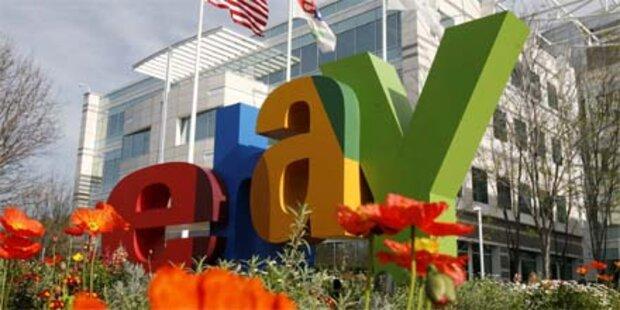 Neues Gebührenmodell bei Ebay gestartet