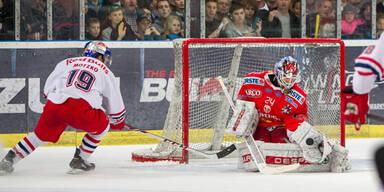 Salzburger Eishockeybullen verlieren Titel