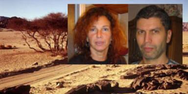 Wieder Lebenszeichen von Sahara-Geiseln