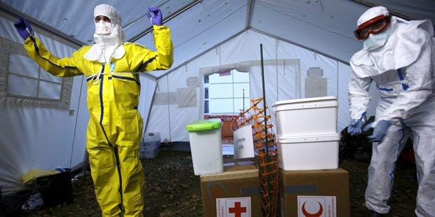 Facebook bringt Schaltfläche für Ebola-Spenden