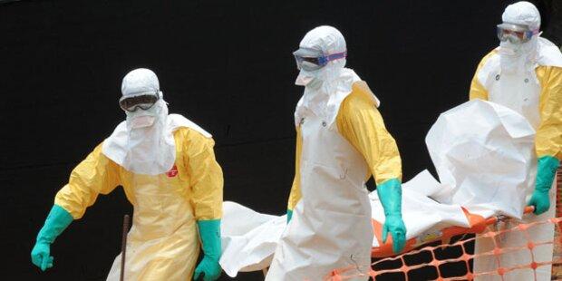 Die meisten Ebola-Toten sind Frauen
