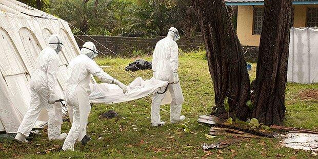 WHO-Sofortprogramm gegen Ebola