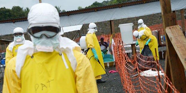 WHO rechnet mit tausenden neuen Infektionen