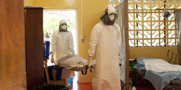Ebola breitet sich rasant aus