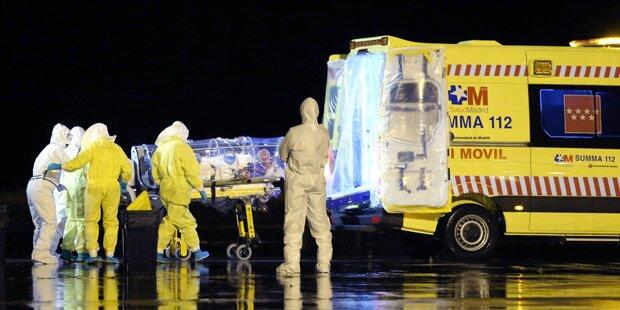 Ebola: Mehr als 20.000 Infizierte bis November