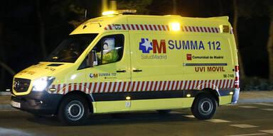 Ebola: Drei weitere Verdachtsfälle in Madrid