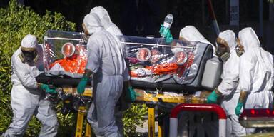 ErsterEbola-Kranker in Europa