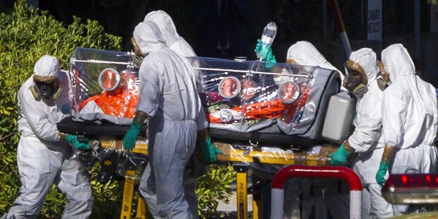 Ebola-Verdacht: Entwarnung in Rumänien