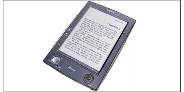 E-Books für jeden 4. eine Alternative