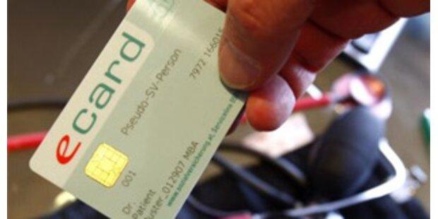 Stöger stoppt Fotopläne für die E-Card