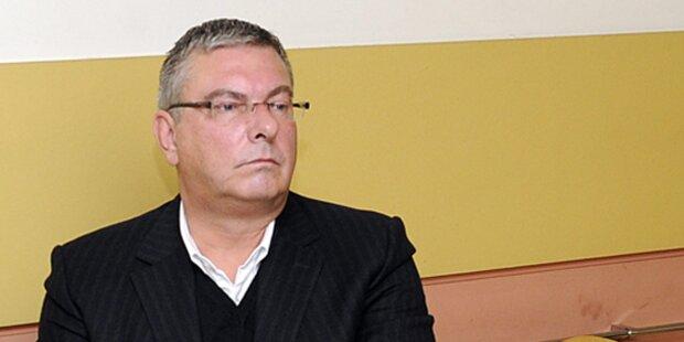 Geldwäsche: Ex-BZÖ- Eccher freigesprochen