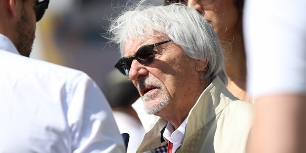 Ecclestone stichelt gegen Ferrari