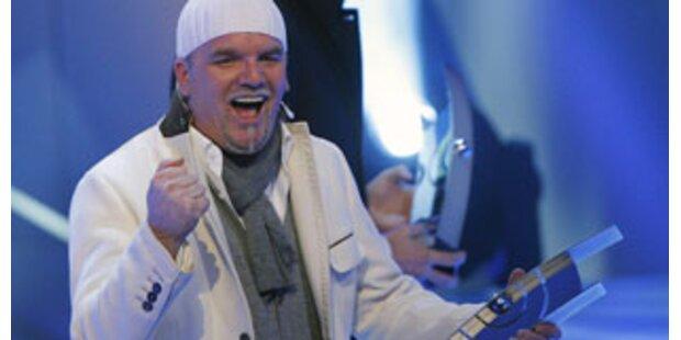 DJ Ötzi kassierte gleich zwei Echos ab