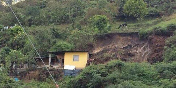 Sechs Tote bei Unwettern in Ecuador