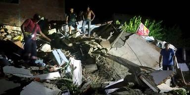 Nach Erdbeben: Häftlinge ausgebrochen