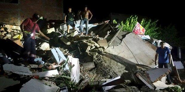 19-jährige Grazerin überlebte Erdbeben in Ecuador