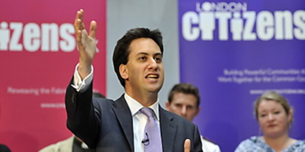 Ed Miliband neuer Labour Party-Chef