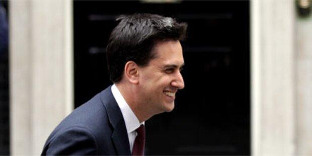 Miliband will neuer Labour-Chef werden