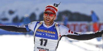 Biathlon-WM: Simon Eder holt Bronze