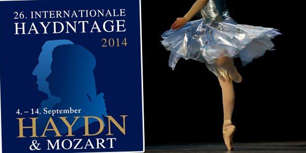 Haydntage diesmal mit Ballett