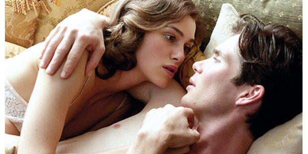 Keira Knightleys Affäre zu Dritt