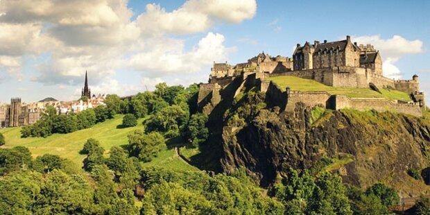 Auf nach Schottland und Irland