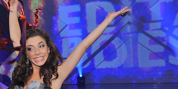 Edita gewinnt erste X-Factor-Staffel