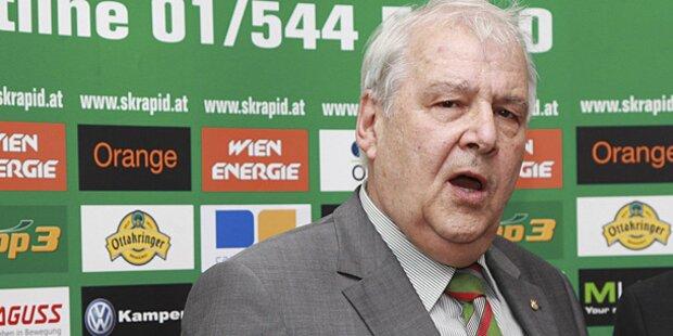 29.08. Rapid-PK zur UEFA-Strafe
