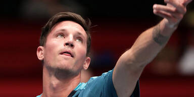 Novak verliert irren Tenniskrimi