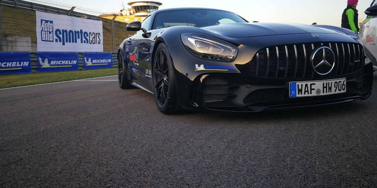 edo AMG GT R schafft Fabelzeit