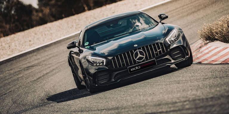 Jetzt wird der AMG GT R noch schneller
