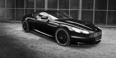 Aston Martin DBS von Edo Competition