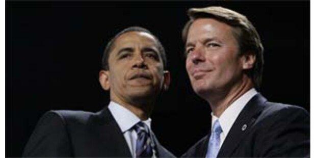 Edwards unterstützt nun Obama