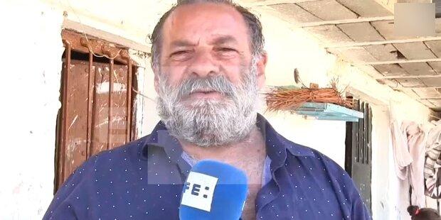 Vater haust mit 36 Kindern in Höhle: Amt nimmt ihm 13 Kinder
