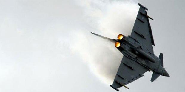 Neuer Mangel beim Eurofighter