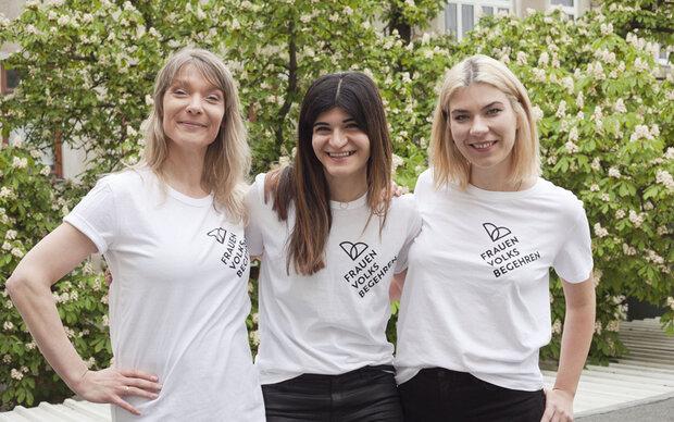 """""""Frauenvolksbegehren 2.0"""" für Anfang 2018 geplant"""