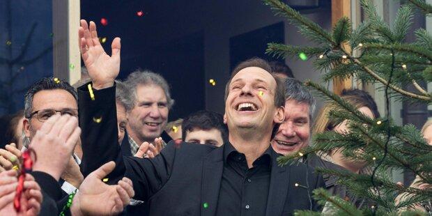 FPÖ-Egger gewinnt Wahl in Hohenems