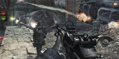 Screenshot Call of Duty Modern Warfare 3