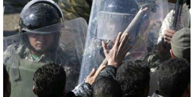 Ägypten kann die Grenze nach Gaza nicht schließen