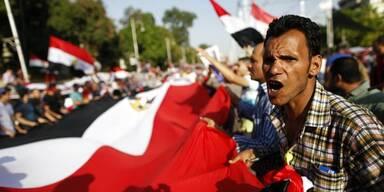 Ägypten: 7 Tote bei Protesten gegen Mursi