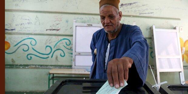 Ägypten wählt neues Parlament