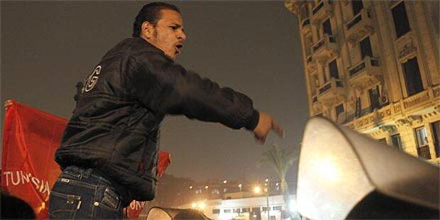 Proteste in Algerien und Ägypten
