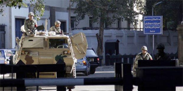 Ägypten schließt Grenze zum Gazastreifen