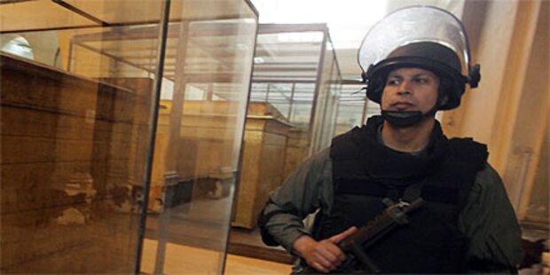 Früherer Innenminister festgenommen