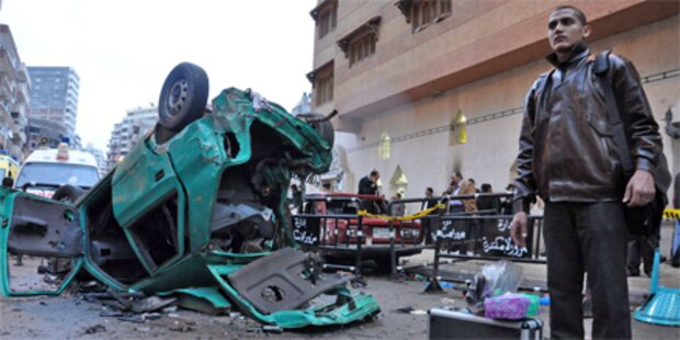 Selbstmordanschlag in Indonesien
